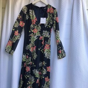 COOPER St. Maxi floral dress new with tags